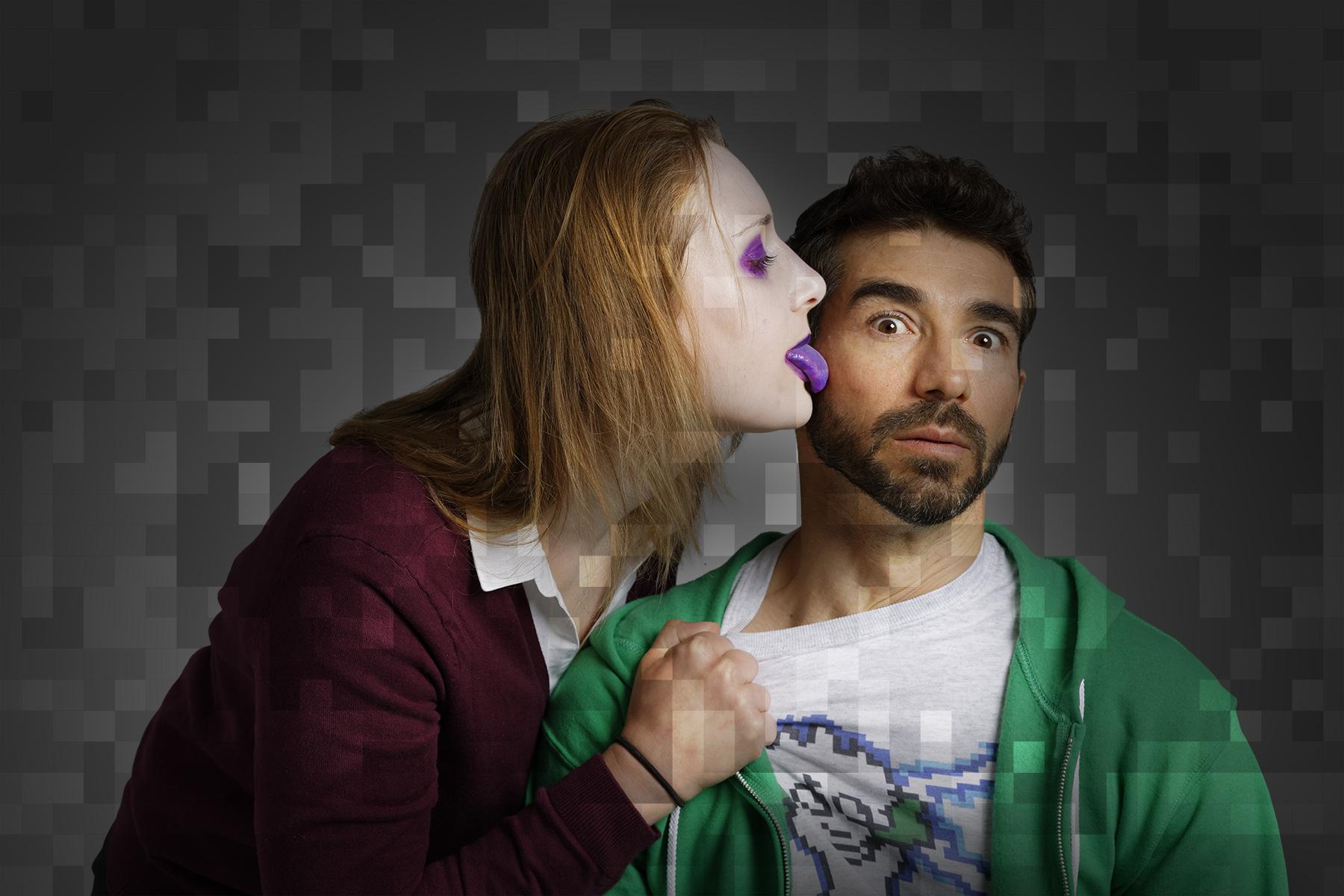 ma femme est une zombie affiche série